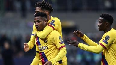 """""""مراهق"""" برشلونة يعيد الأمل إلى دورتموند.. ويبقي فافري في وظيفته"""
