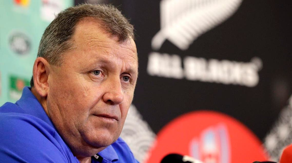 File photo of  Ian Foster who was appointed the new head coach of the All Blacks. (AP)