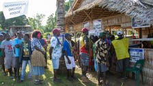 Boungainville votes for independence from Papua New Guinea