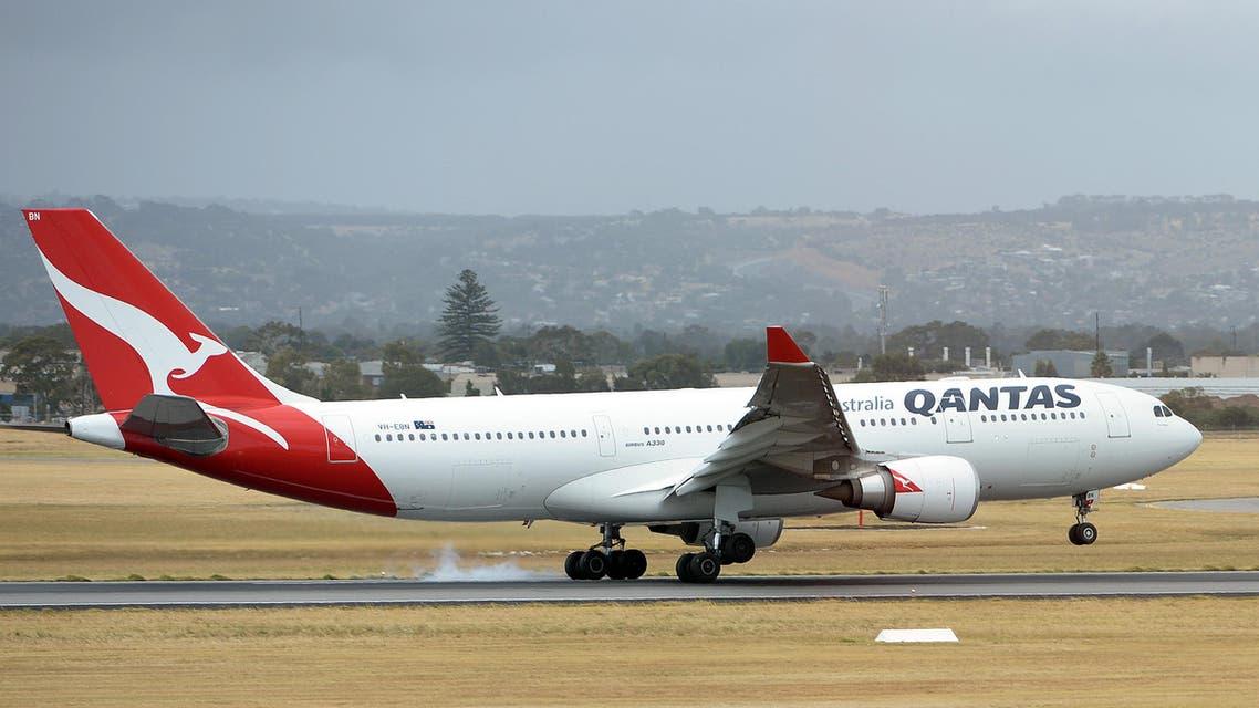 Australia Qantas - AFP