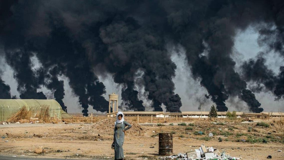 syria: Kurd