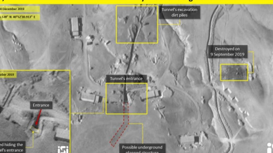 irani depu in syria: images