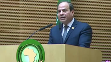 Egypt's al-Sisi calls for 'bold' response to countries supporting terrorism