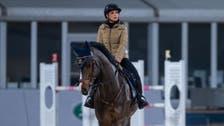 Saudi Arabia's Diriyah Equestrian Festival hosts 120 male and female jockeys