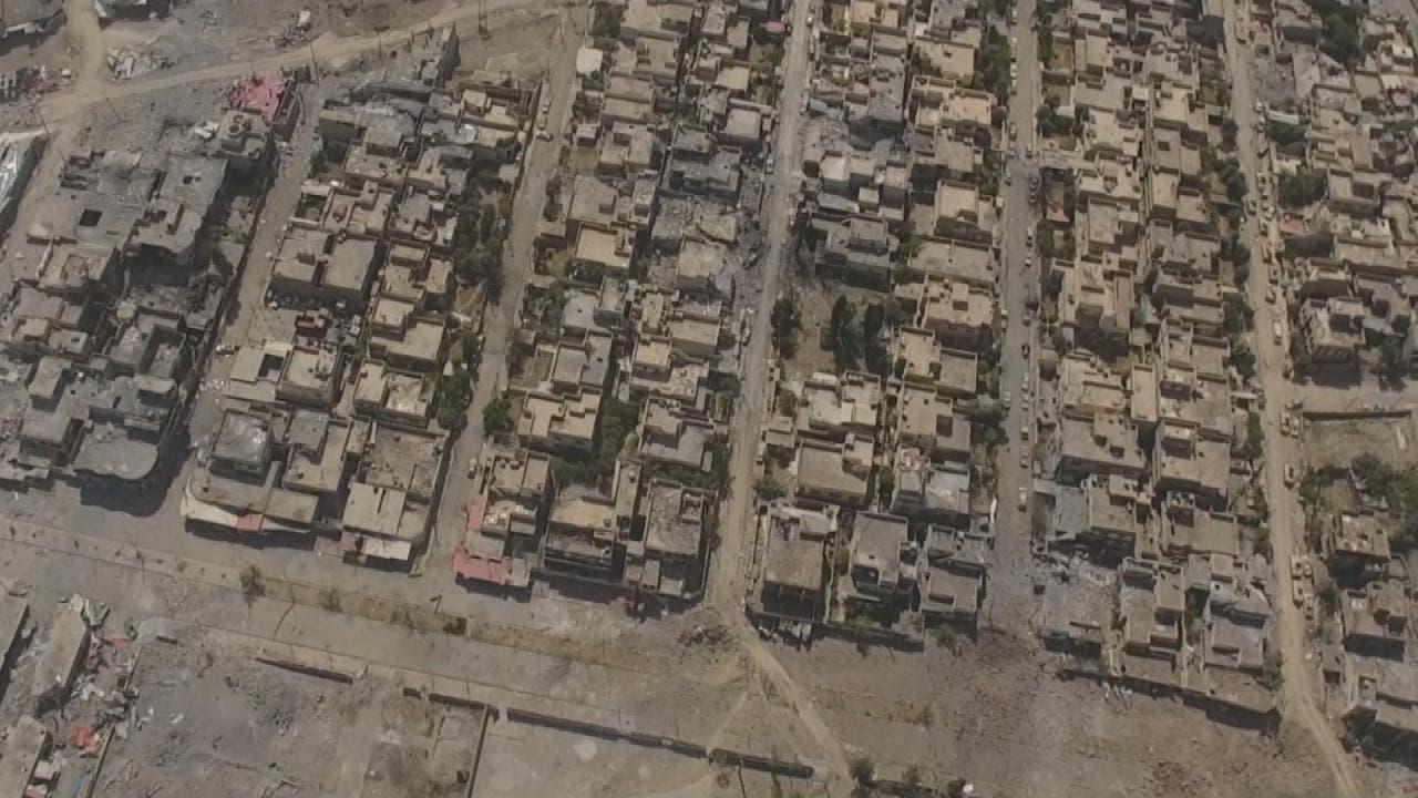 عجلة الإعمار في الموصل تسير بشكل بطيء