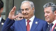 حفتر يعلن بدء المعركة الحاسمة في طرابلس