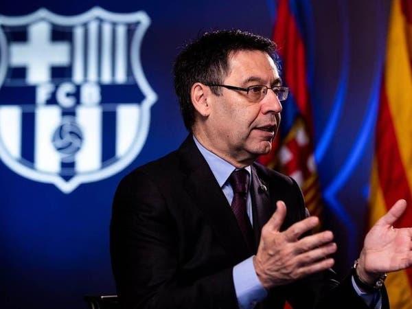 برشلونة يفسخ تعاقده مع الشركة المتهمة بتشويه سمعة رموز النادي