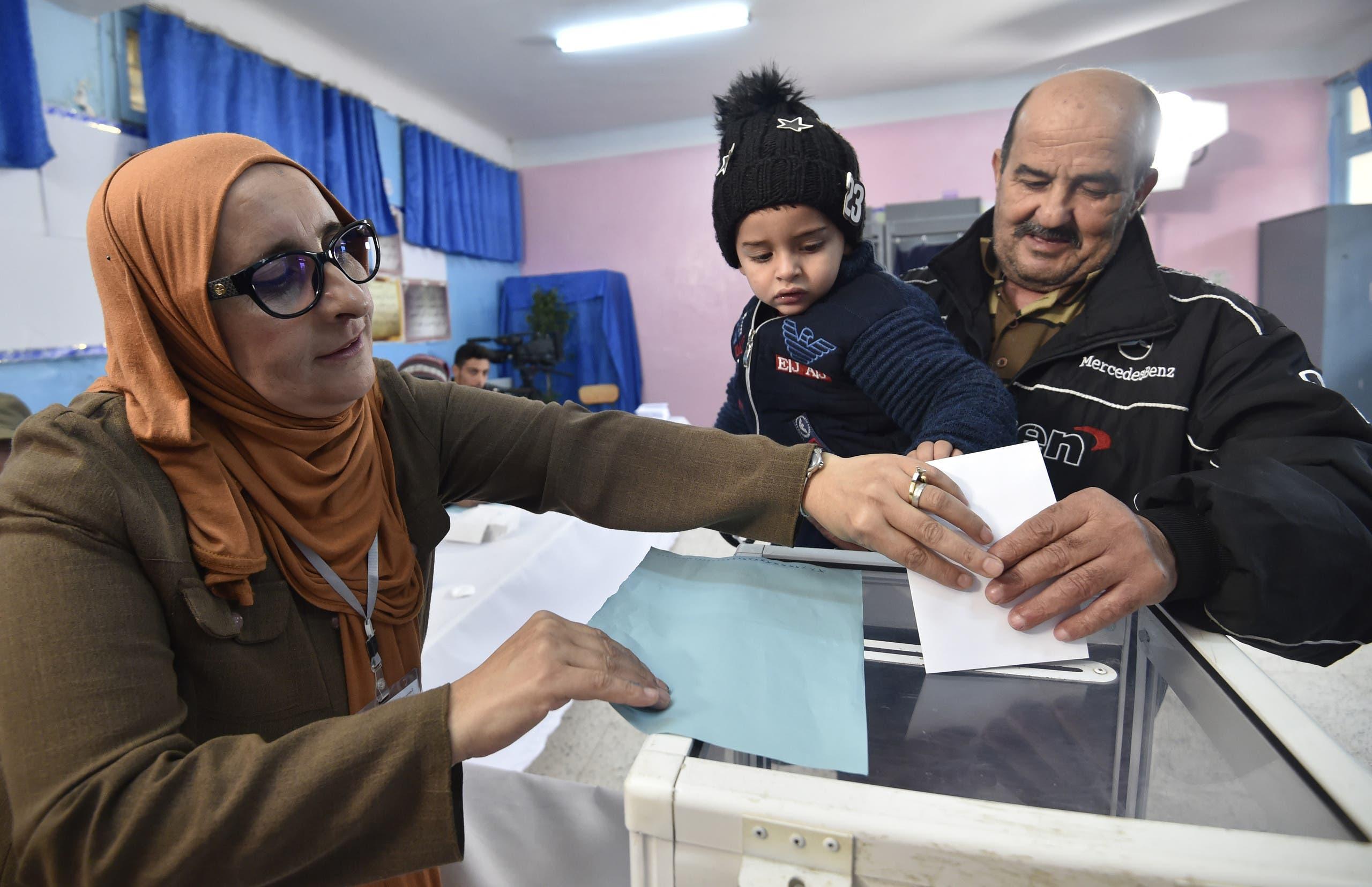 من انتخابات الرئاسة