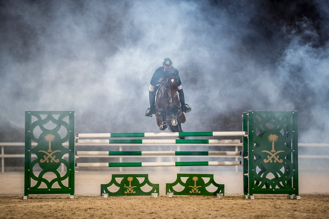 Jockey at last year's equestrian cup Saudi Arabia.jpg