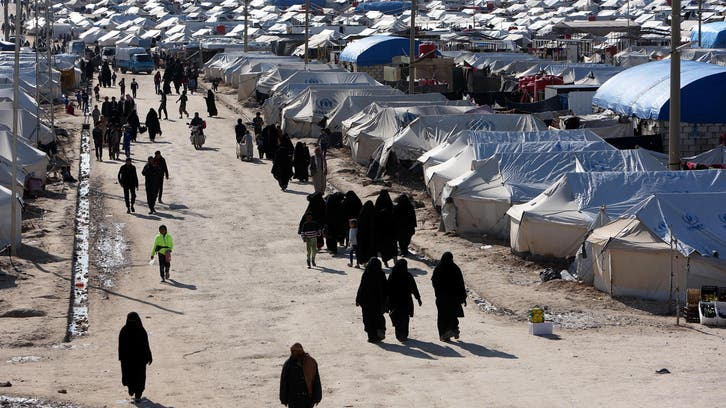 At least eight murders in a month in Syria's camp housing ISIS relatives: SDF