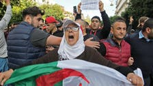 Algerian protesters storm polling station in capital