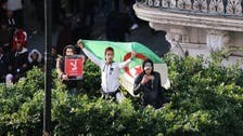 Algerians protest through day of disputed election
