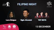 Thousands gather for 'Filipino Night' concert as part of Riyadh Season