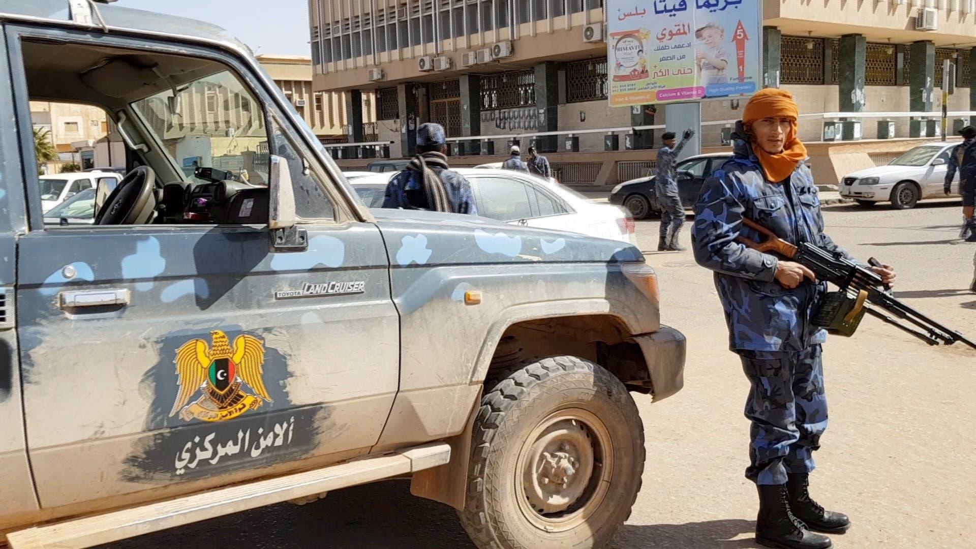 عناصر من الجيش الليبي (أرشيفية- فرانس برس)