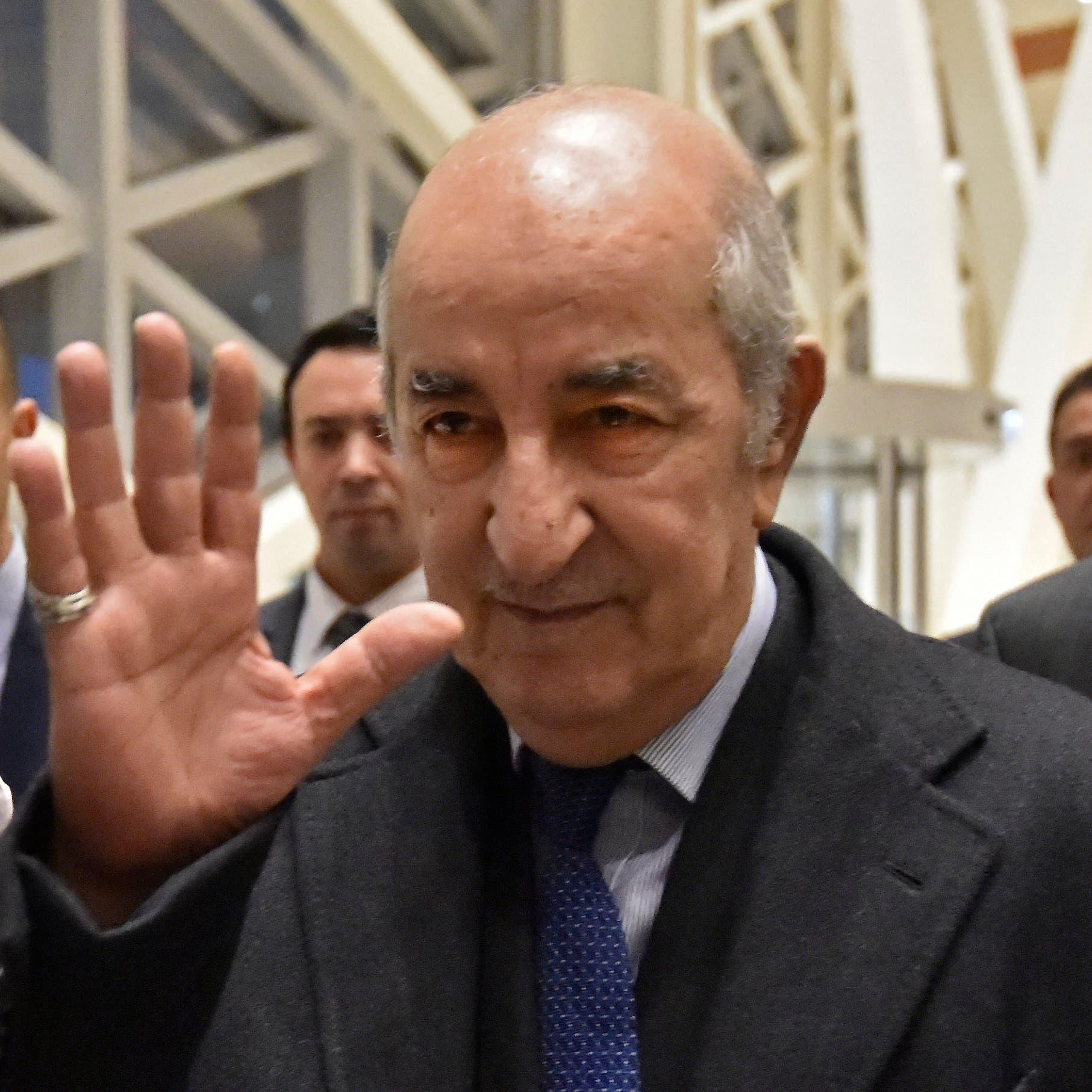 رئيس الجزائر المنتخب: أمد يدي لحوار جاد مع الحراك