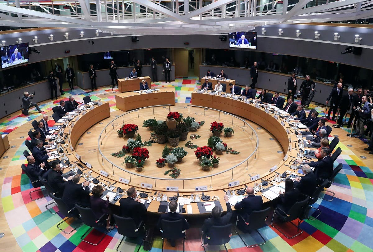 European Union leaders meet for a EU summit in Brussels, Belgium. (File photo: Reuters)