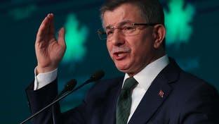 داود أوغلو: كل كلمة نقولها تصدع جدران حزب أردوغان