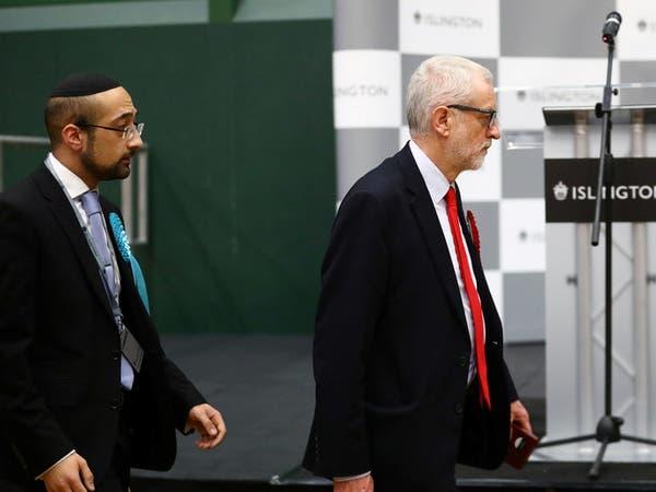 """تحت وطأة """"الخيبة"""".. كوربين: لن أقود العمال البريطاني"""