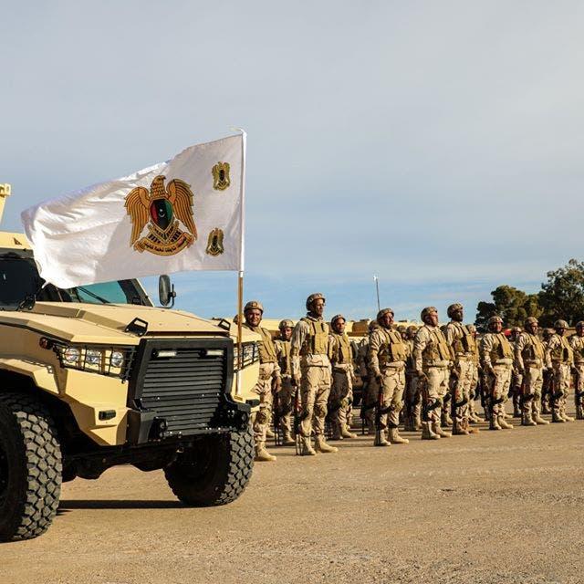 الجيش الليبي يحرز تقدماً بمنطقة الهضبة البدري بطرابلس