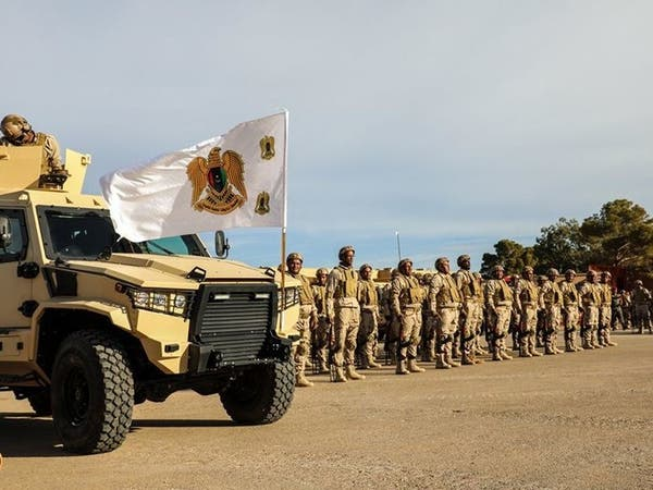 الجيش الليبي يعلن سيطرته على طريق مطار طرابلس