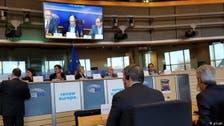 قوميات إيران وقمع الاحتجاجات على طاولة برلمان أوروبا