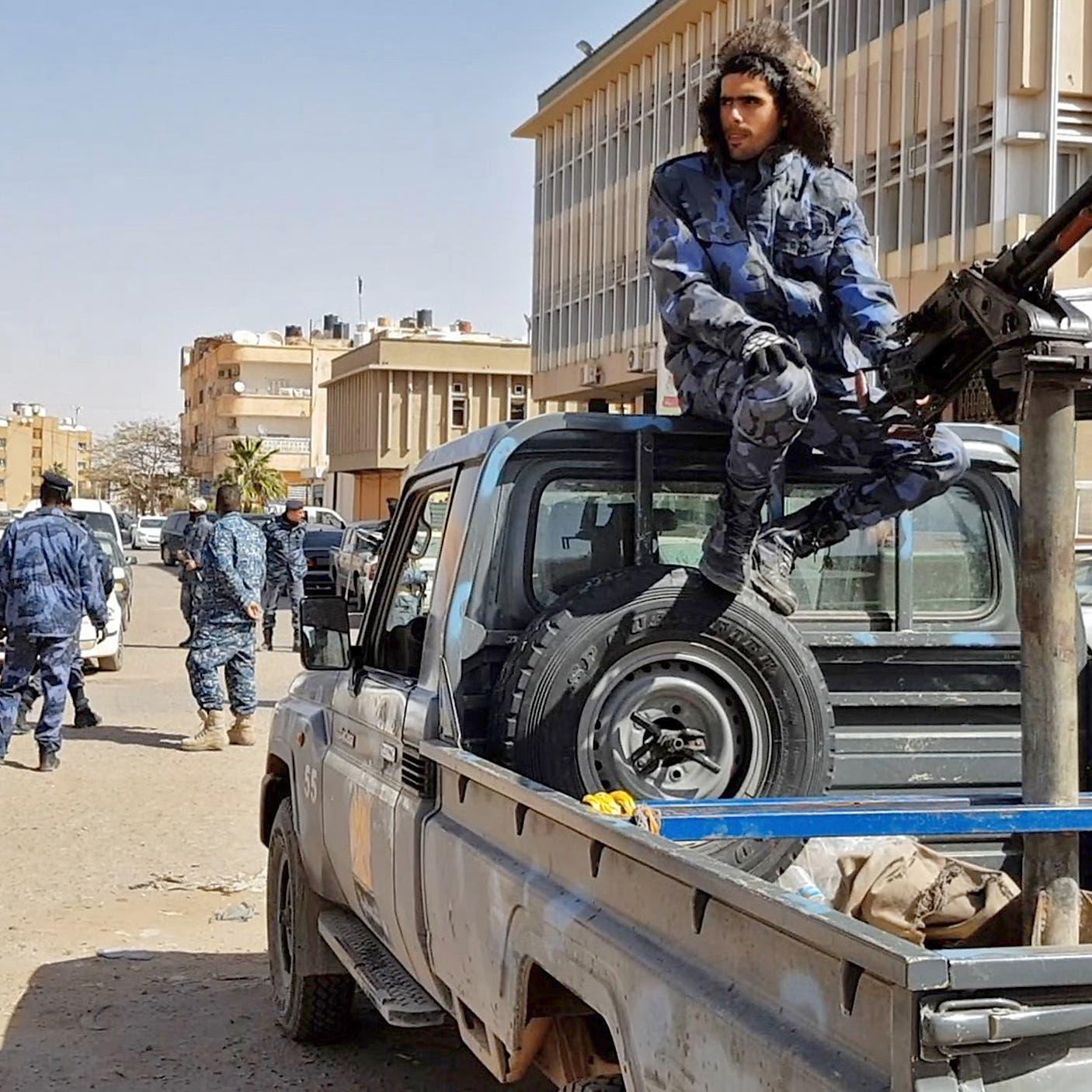 الجيش الليبي يسقططائرة تركيةقرب طرابلس