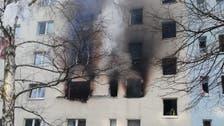 انفجار في مبنى سكني شرق ألمانيا.. قتيل و25 جريحاً