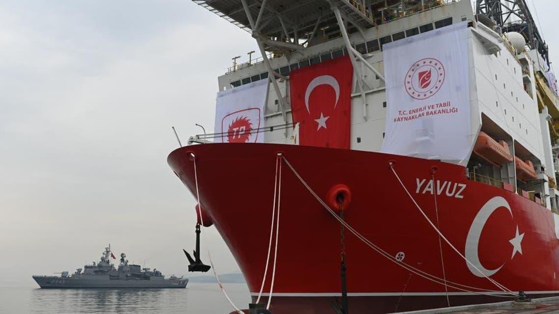Trurkey cargo ship