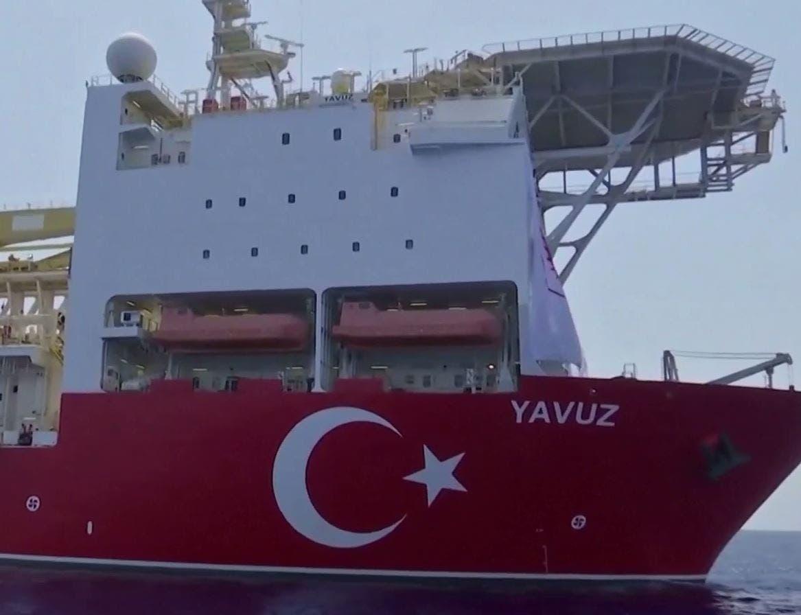 سياسة تركيا في شرق المتوسط تزيد من حدة التوتر في المنطقة