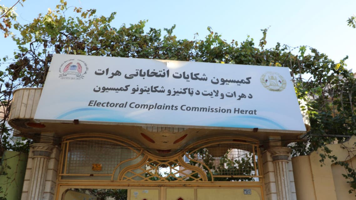 کشته شدن یک کارمند دفتر کمیسیون شکایات انتخاباتی هرات در دفتر کارش