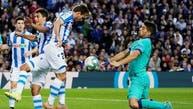 برشلونة يتعثر مجدداً بالتعادل مع سوسيداد