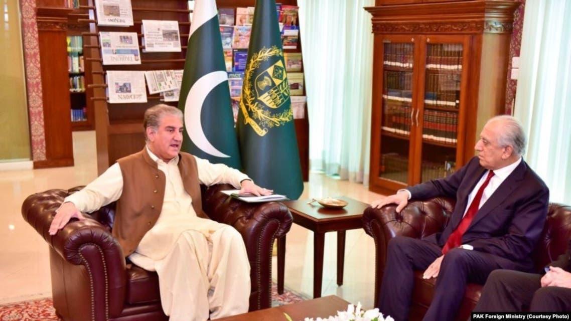 استقبال امریکا از همکاری پاکستان با روند مذاکرات صلح افغانستان