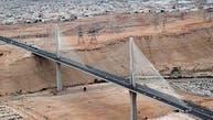 جسر الرياض المعلق.. رحلة ساعة تستغرق ساعات