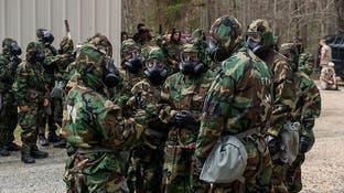 زي عسكري أميركي مضاد للهجمات البيولوجية بنسبة 100%