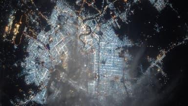 """رائدة فضاء أميركية تنشر صورة لبغداد.. """"من هنا انطلقت"""""""