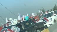 «عصائب اهل حق» شبهنظامیان متهم به قتل معترضان عراقی برخی خیابانها بغداد را میبندند