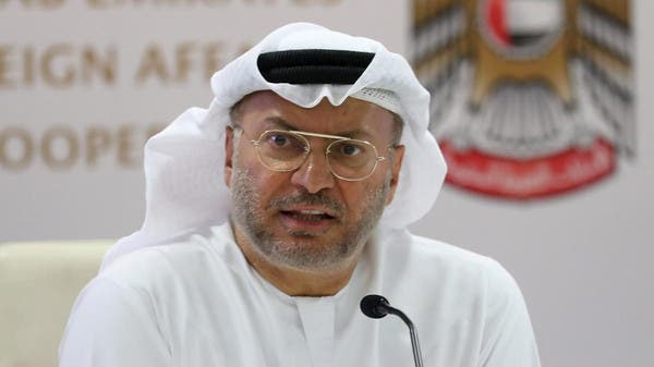 De-escalation in the region is 'wise and necessary': UAE's Gargash ...