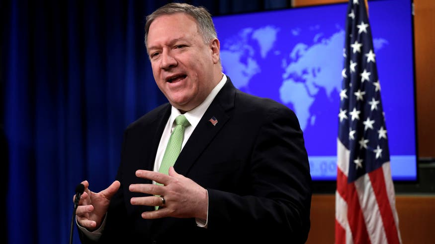 بومبيو: الهجوم على السفارة الأميركية في بغداد دبره إرهابيون
