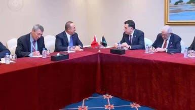 السراج يلتقي وزيرَي الخارجية والدفاع التركيين في الدوحة