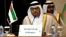 UAE's Gargash warns against weakening the OIC