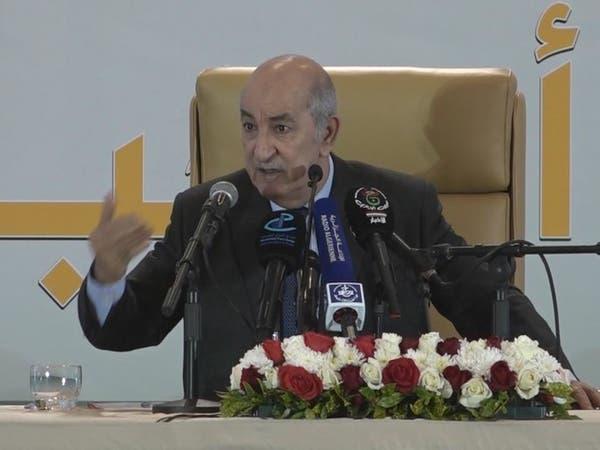 الجزائر.. الرئيس المنتخب يرمي الكرة في ملعب الحراك