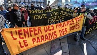 التقاعد بفرنسا.. دعوات لتعليق الإضراب بعطلات عيد الميلاد