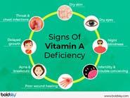انتبهوا لهذا الفيتامين المهم... فنقصه قد يسبب العمى!
