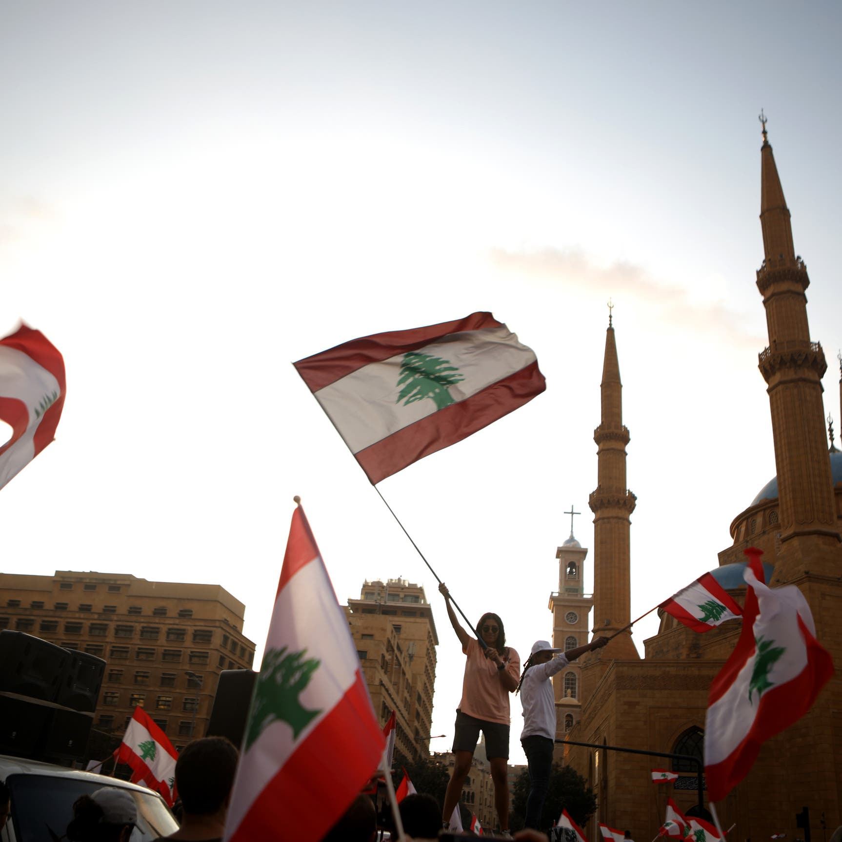 لبنان.. دعوة للتظاهر ضد عنف القوى الأمنية