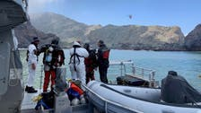 New Zealand recovery teams return to volcanic island, two remain missing