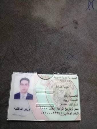 صور.. قاتل خطيبته قريبة الأسد ضابط بجيشه