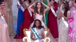 للمرة الثانية السمراء على عرش ملكة جمال العالم للعام
