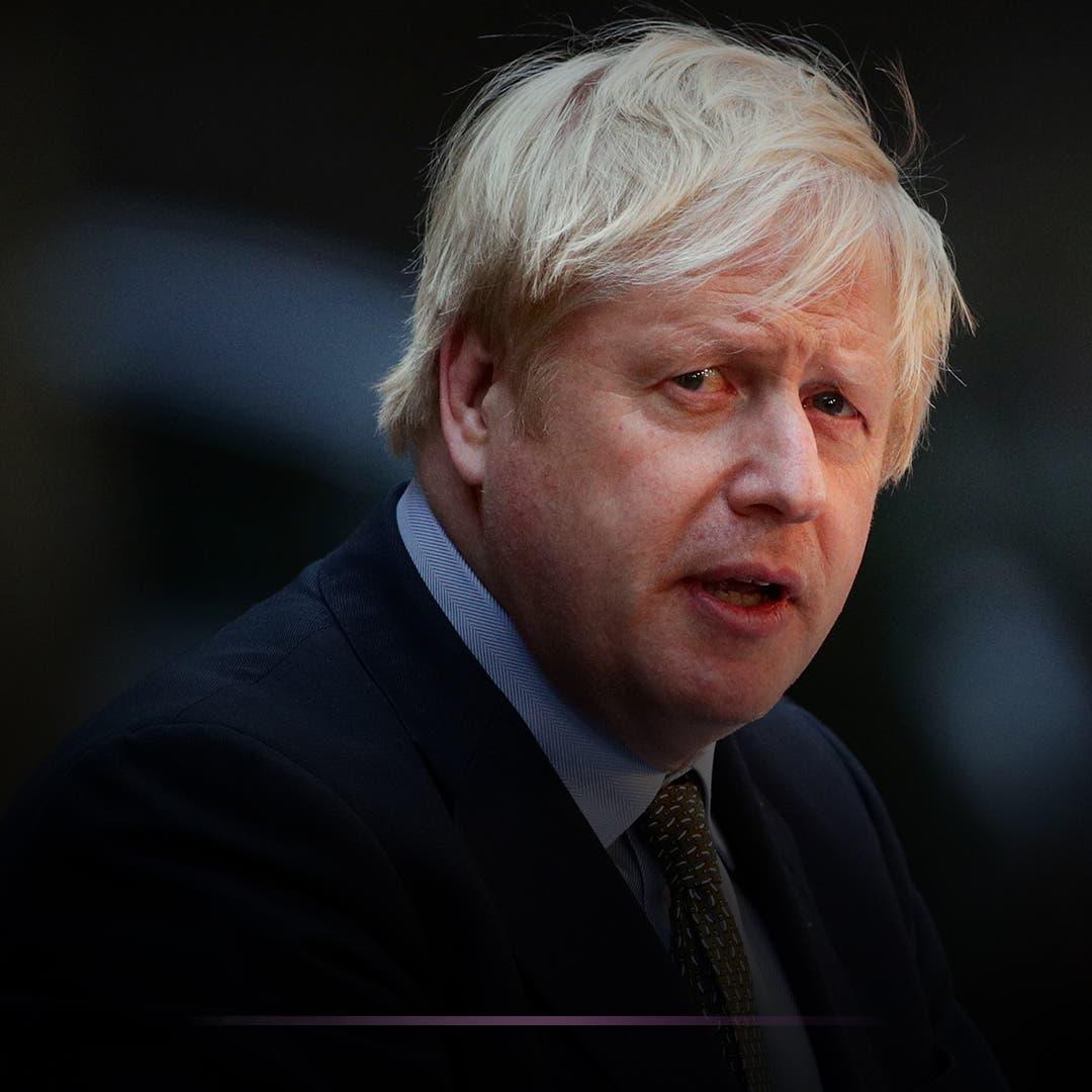 """رئيس وزراء بريطانيا يدعو إيران إلى """"احتواء عاجل للتصعيد"""""""