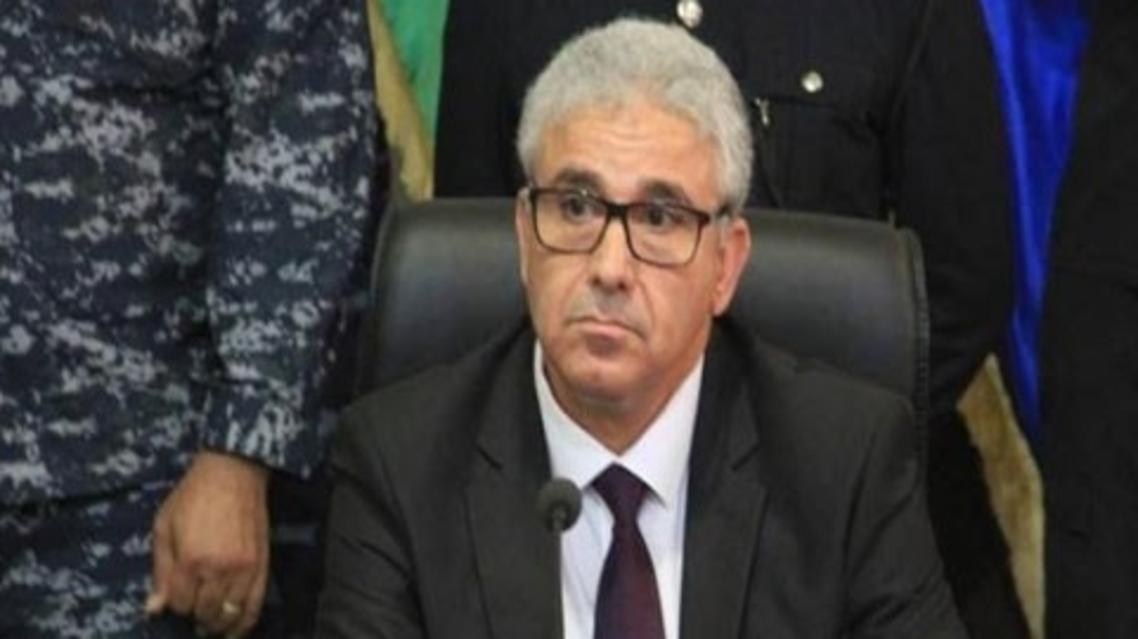 وزير الداخلية في حكومة الوفاق، فتحي باش أغا