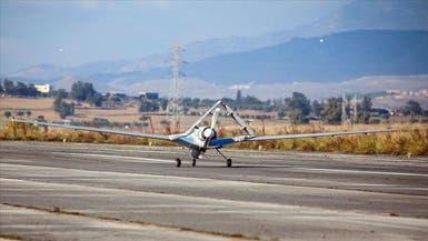 تركيا تنشر أول طائرة مسيرة في شمال قبرص